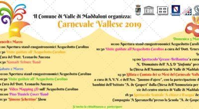 Carnevale Vallese 2019