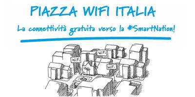 Attivato il servizio wifi italia, quattro hotspot gratuiti al servizio dei cittadini